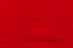 Red painted texture background Royalty Free Stock Photography