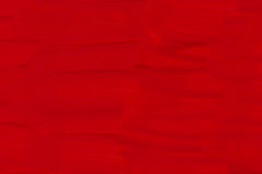 Red painted texture background Stock Photo