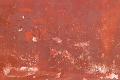 Red painted wall Royalty Free Stock Images