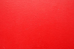 Red painted wall Royalty Free Stock Photo