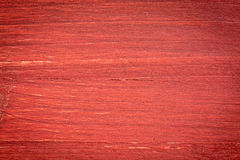 Red painted wood background Stock Images
