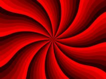 Red Palette Swirl Background Stock Photo