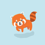 Red panda. Royalty Free Stock Photography