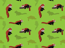 Red Panda Wallpaper 1 Royalty Free Stock Images