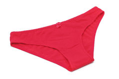 Red panties Royalty Free Stock Photos