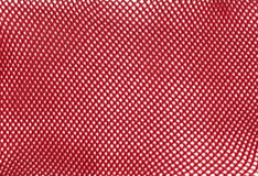 Red pantyhose texture Royalty Free Stock Photography