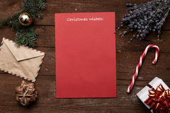 Free Red Paper And Decoration Royalty Free Stock Photo - 81696735