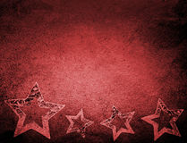 Red paper background Stock Image