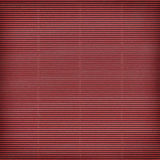 Red paper background. With striped pattern royalty free stock photos