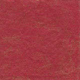 Red paper background. With golden pattern Royalty Free Stock Images