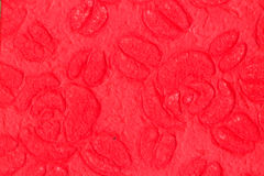Red paper Stock Images