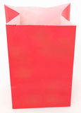 Red Paper Bag Royalty Free Stock Image