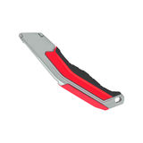 Red paper knife isolated Royalty Free Stock Image