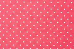 Red paper seamless. Dots pattern stock photos
