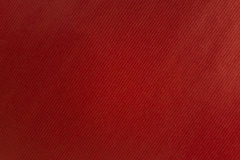 Red paper with stripe pattern. For background Stock Photography