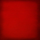 Red paper with stripe Royalty Free Stock Image