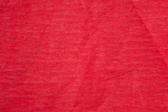 Red paper textura Royalty Free Stock Photo
