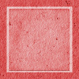 Red Paper Texture. Background of handmade light red paper texture background Stock Images