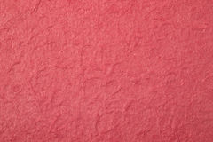 Red paper texture Royalty Free Stock Image