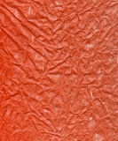 Red paper texture. Can be used as background Royalty Free Stock Photos