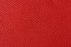 Red Paper Texture. Background. High resolution photo Royalty Free Stock Photography