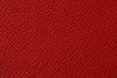 Red Paper Texture. Background. High resolution photo Stock Photography