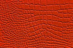 Red paper texture or background. With space for text Royalty Free Stock Image
