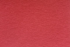 Red paper texture, can be used as background. Stock Photo