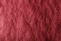 Red paper texture, close up, Stock Photo