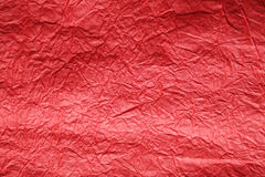 Red paper texture. close up Stock Photography