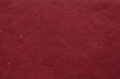 Red paper texture. Craft paper texture, rustic vintage background Royalty Free Stock Photography