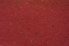 Red paper texture. Craft paper texture, rustic vintage background Royalty Free Stock Photos