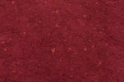 Red paper texture. Craft paper texture, rustic vintage background Royalty Free Stock Photo