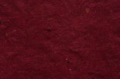 Red paper texture. Craft paper texture, rustic vintage background Stock Photography