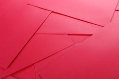 Red paper texture for design. Background Royalty Free Stock Photos