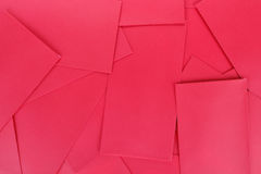 Red paper texture for design. Background Stock Image
