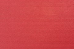 Red paper textured for background - RAW file Royalty Free Stock Images
