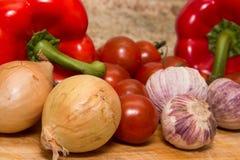 Red, Paprika, Organic, Vegetable Stock Photo