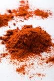 Red paprika powder Stock Photography