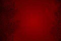 Red passionate background Royalty Free Stock Image