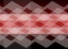 Red pattern. Of zigzag lines on a dark red background Royalty Free Stock Photo