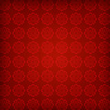 Red pattern Stock Photography