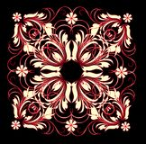 Red Pattern Stock Photos