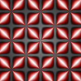 Red pattern Stock Image