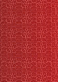 Red pattern. Computer generated red pattern background Royalty Free Stock Photography