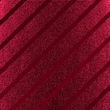 Red pattern. Abstract crimson background. Maroon vector illustration. Scarlet glitter stripes. Dark red foil texture. Luxury patte. Rn. Element for poster, cover Stock Photo