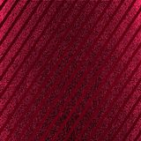 Red pattern. Abstract crimson background. Maroon vector illustration. Scarlet glitter stripes. Dark red foil texture. Luxury patte. Rn. Element for poster, cover Stock Photography