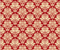 Red  Pattern Background Stock Image