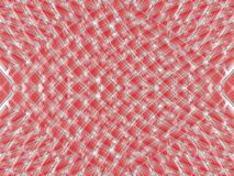 Red pattern background Royalty Free Stock Image