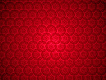 Red pattern background. Abstract template Royalty Free Stock Image